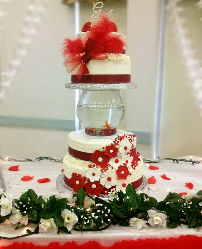 Wedding & Event Cakes , by Ninos Bakery, Punta Gorda, FL