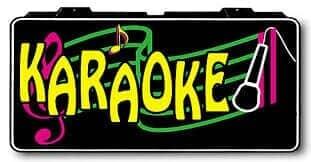 Ninos Bakery, Karaoke every Wednesday and Friday at 5pm