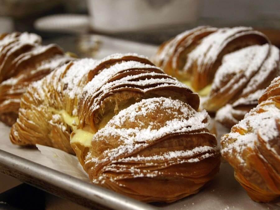 Pastries - Nino's Bakery, Punta Gorda FL