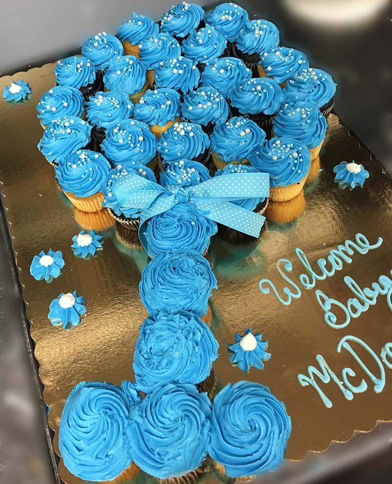 New Baby Cakes , by Ninos Bakery, Punta Gorda, FL