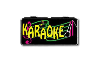 Karaoke – Wed & Fri, 5pm
