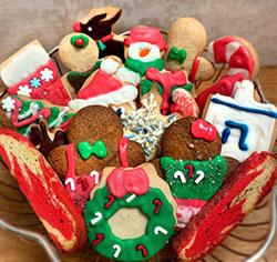 Nino's Bakery, Christmas Breads, Pies & Desserts