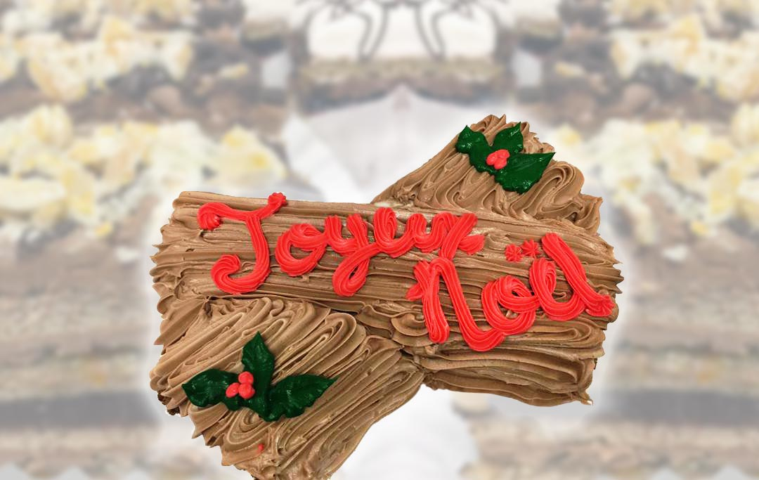 Nino's Holiday cakes & cookies make great gifts!