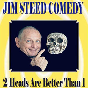 Ninos at Night, Jim Steed Comedy, 2 Heads are Better Than 1, Comedian, Storyteller, Illusionist, Mind Reader