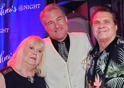Nino's @NIGHT featuring Jimmy Mazz, Legends & Laughter