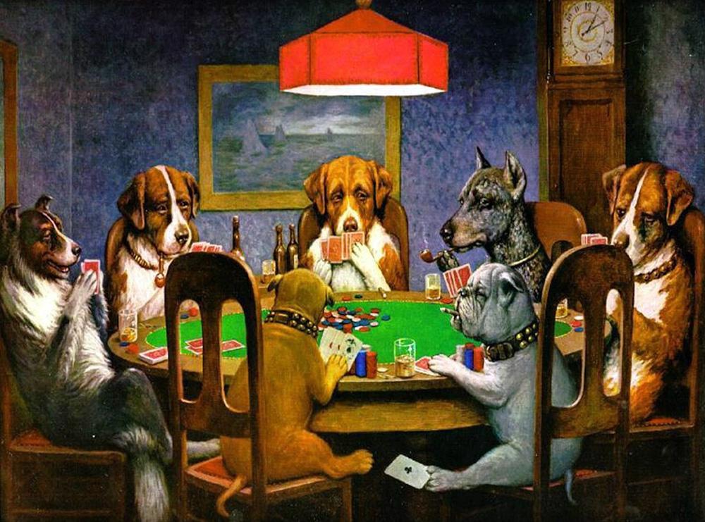 Nino's Poker Night, Tuesdays, Thursdays, Sundays