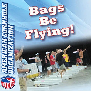 ACO Bags be Flying Poster