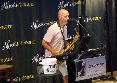 Entertainment at Nino's @NIGHT 2020