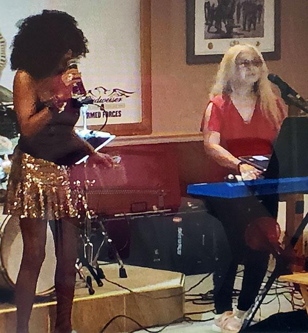 Hot Flash Band at Nino's LIVE at NIGHT