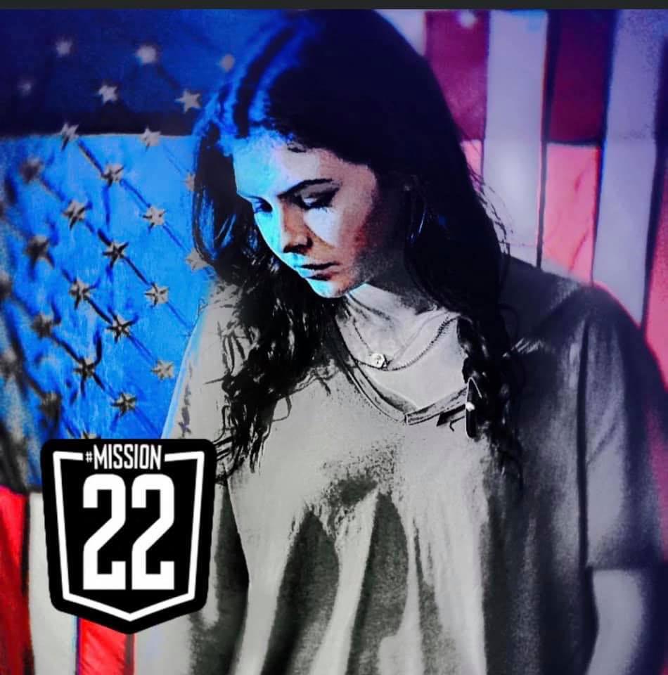 Lizzi Scott, patriotic singer