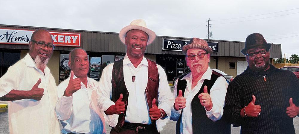 The Robert Holifield Band at Nino's Bakery and Restaurant
