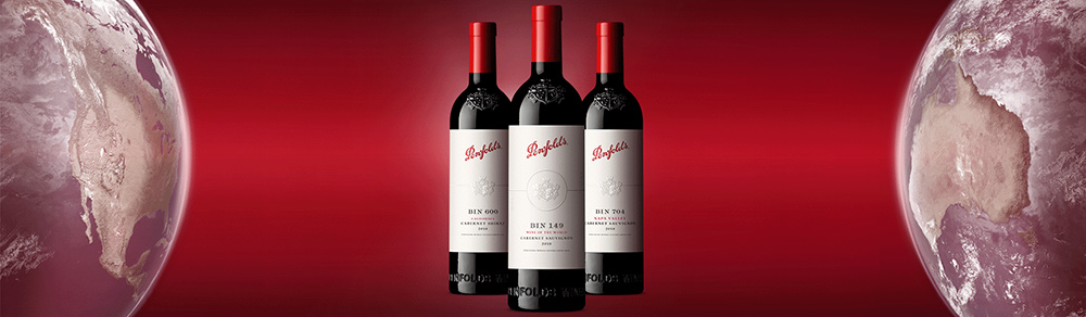 Penfolds Wine, California Collection
