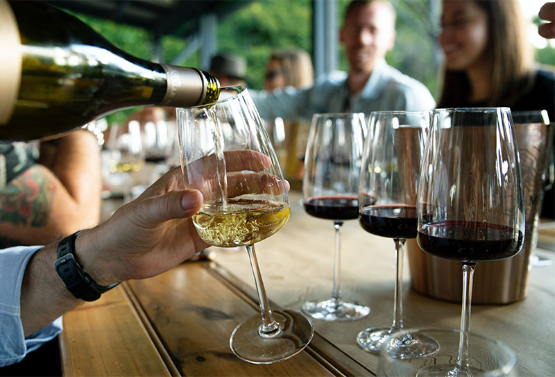 Fine Wine Tasting + Gourmet Dinner, benefiting C.A.R.E.