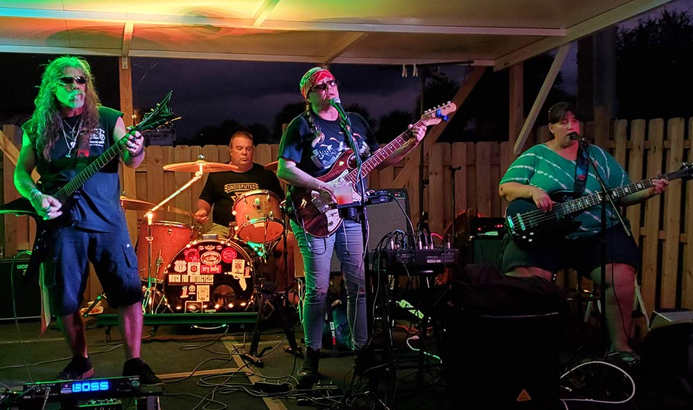 Feast or Famine Band at Nino's