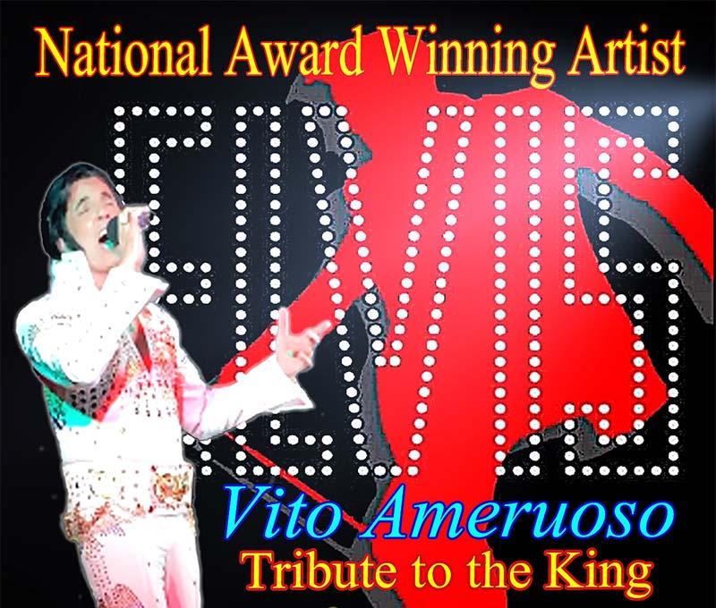 Vito Ameruoso Elvis Tribute